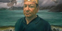 Cheech Marin Portrait