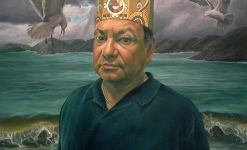 Cheech Marin Portrait